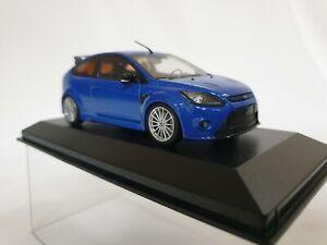 Minichamps 1/43 Focus RS Mk2 Blue