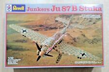 "69-4751 REVELL 1/32nd Scale JUNKERS Ju 87B ""STUKA"" Plastic Model Kit"