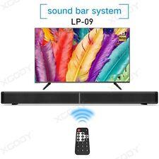 "32"" TV Home Theater Soundbar Bluetooth 40W Soundbar Speaker System Sound Box"