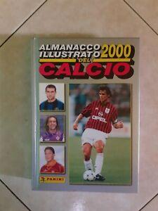 Almanacco Illustrato del Calcio 2000 Ed.Panini