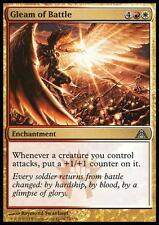 MTG Magic - (U) Dragon's Maze - Gleam of Battle - NM