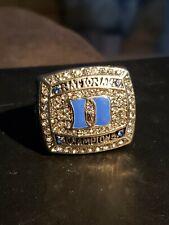"Duke_Blue_Devils : ""2015"" ***National Champions*** Head coach : Mike Krzyzewski"