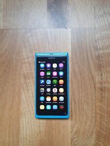 Nokia N Series N9-00 - 16GB - Blue (Unlocked) Smartphone