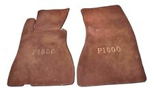Genuine Volvo P1800 ES oem FLOOR MATS Carpet 1800es 1800 1800s p1800es mat trim