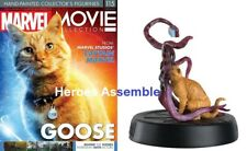 MARVEL MOVIE COLLECTION #115 GOOSE FIGURINE CAPTAIN MARVEL EAGLEMOSS