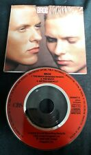 "Bros - Too Much - Rare Holland 3"" CD In Special Cover - Matt Goss Luke Goss"