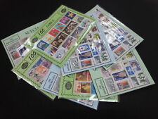 Andorra French 50 Stamps Different