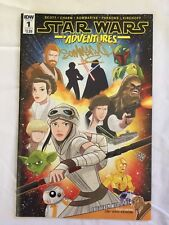 Star Wars Adventures #1 IDW Signed by Jon Sommariva NM