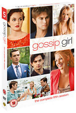GOSSIP GIRL - SEASON 5 - DVD - REGION 2 UK