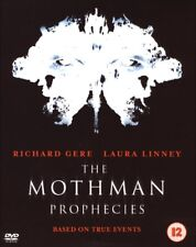 TRUE LIFE HORROR DVD – The MOTHMAN PROPHECIES – RICHARD GERE & LAURA LINNEY