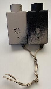 Liftmaster Chamberlain 41A4373 Old Style Infrared Safety Sensor Photo Eyes Used