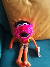 THE MUPPETS DISNEY ANIMAL PLUSH 18 INCHES NWT