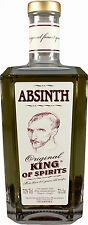A gift certificate for Absinth KING OF SPIRITS 0,7l