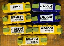 Roomba Battery Lot for rebuild parts only 7 batteries