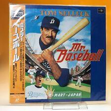Mr. Baseball (1992) PILF-1714 LaserDisc LD Laser Disc NTSC OBI Japan EA1145
