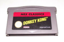 Donkey Kong NES Classic Nintendo Gameboy Advance (Cartridge only)