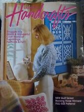 Country Handcrafts Magazine - Winter 1991 - Free Shipping