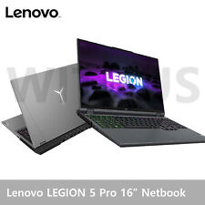"Lenovo LEGION 5 Pro 16ACH R7 STORM 3060 DOS 16GB/512GB RTX3060 6GB 16"""