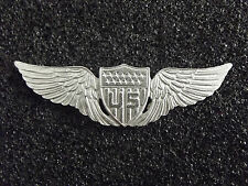 ^(A12-AD16) US Air Force Pilot Wings Abzeichen WWI