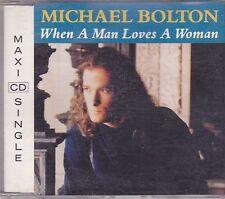 Michael Bolton- When a Man loves a woman cd maxi single
