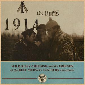 The Buff Medways - 1914  WHITE vinyl LP *Billy Childish *