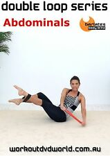 Abs Resistance Band Pilates EXERCISE DVD - Barlates Body Blitz DOUBLE LOOP ABS!
