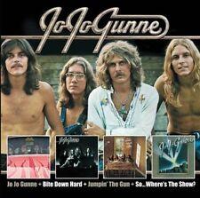 Jo Jo Gunne/Bite Down Hard/Jumpin' the Gun/So... Where's the Show? CD
