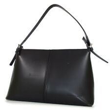 Authentic BURBERRY 240-28A one Shoulder Bag leather[Used]