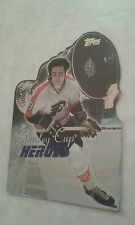 2002 Topps Stanley Cup Heroes Rick MacLeish Card SCH-RM Very Cool Card