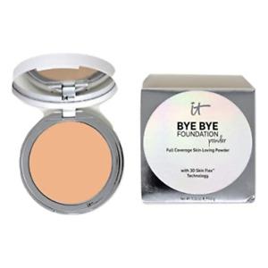 IT Cosmetics, Bye Bye Foundation Powder 3D Skin Flex  (Medium) 0.30 Oz
