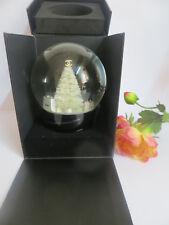 CHANEL Luxury Snow Globe Snowdome, hard to find, VIP GIFT NIB limited edition