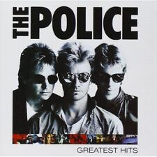 THE POLICE (GREATEST HITS CD - SEALED + FREE POST)