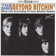 Beyond Bitchin' by Four Bitchin' Babes (CD, Mar-2000, Shanachie Records)