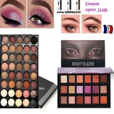 Palette Eyeshadows Eyelids Make up Mat Glitter Yeshadow 18-40 Colors Ss 48H