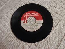 BRIDES OF FUNKENSTEIN  DIDN'T MEAN TO FALL IN LOVE/SAME PROMO ATLANTIC 3658 M-