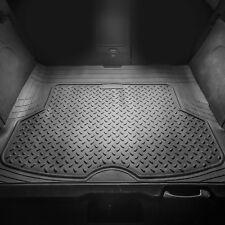 Premium Trimmable Trunk Mat Cargo Liner for Auto Car Sedan SUV Van Gray