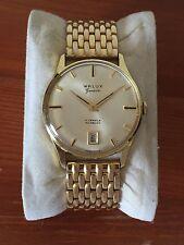 De Colección Reloj para hombre walux Geneve 17 Joyas Mecánico Reloj Hecho En Suiza