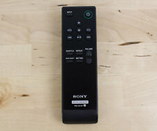SONY SRS-GU10IPA Genuine REMOTE CONTROL Replacement Part ONLY RM-AS1iP