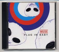 Muse Maxi-CD Plug in Baby-Benelux 4-Track incl. video - 481.2006.179