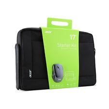 """Notebooktasche Acer Notebook Starter Set bis 43.9cm(17.3"""") Tasche + Funkmaus"""