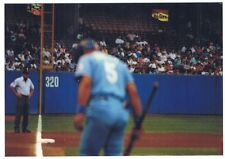 George Brett Vintage 1990s Baseball Original Photograph Kansas City Royals HOFer