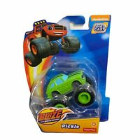 Nickelodeon Blaze And The Monster Machines PICKLE Diecast Vehicle