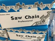100 ft Roll LONGER CHAINSAW CHAIN 3/8 058 SEMI CHISEL SUITS HUSQVARNA