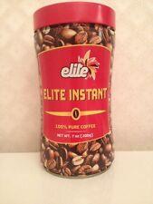 Elite Instant Coffee Nescafe 200g / 7oz Kosher, Product Of Israel/ Parve,