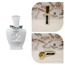 Creed Love in White - 17ml Extract based decante Eau de Parfum Spray