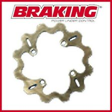 DISCO FRENO POSTERIORE BRAKING WAVE A MARGHERITA x YAMAHA CROSS YZ 80 85 YA22RID