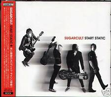 SUGARCULT - Start Static - Japan ONLY CD+2BONUS - NEW