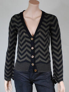 pull gilet laine femme 55DSL ( by diesel ) taille XS 34
