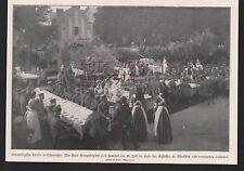 1915 Bildnis Kronprinzessin Cecilie Schloss Allenstein WWI