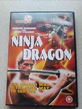 Ninja Dragon (DVD, 2002)